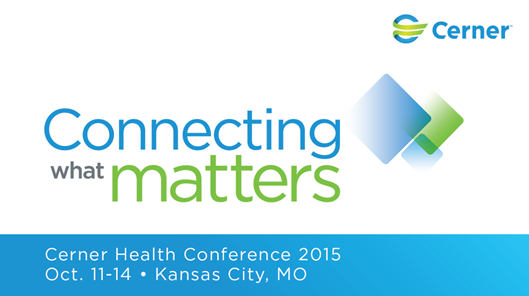 Cerner Health Conference 2015 - ASCEND
